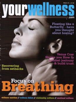 Your Wellness Magazine - Helen Mia Harris